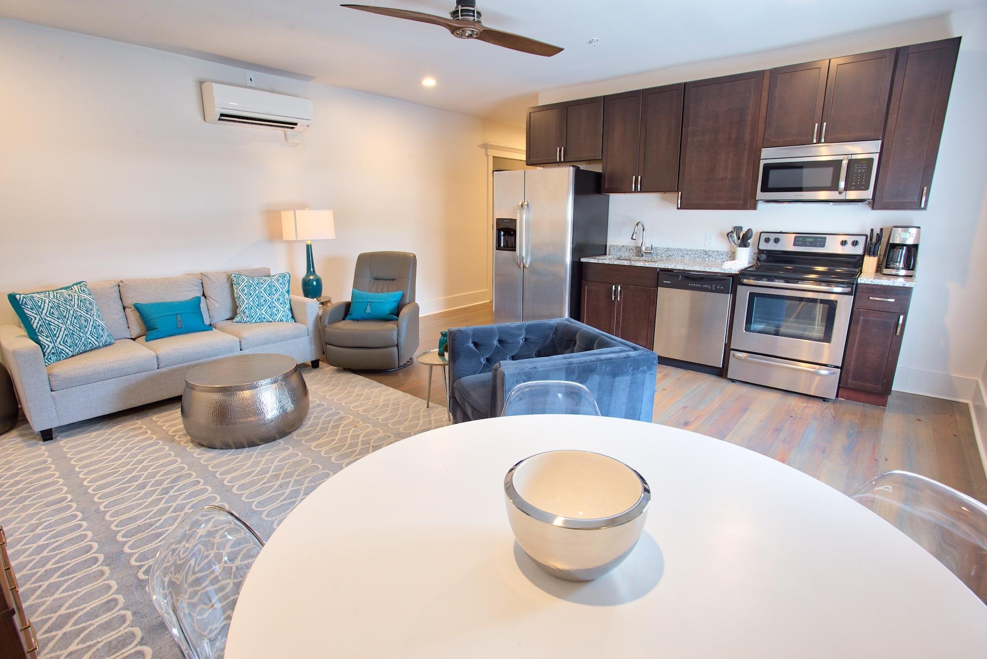 Suite on King Street Charleston SC Vacation Rental The Gullah Suite22.jpeg
