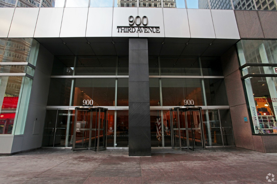 900 Third Avenue Entrance.PNG