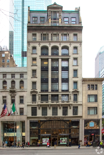 597 FIFTH AVENUE. PHOTO: COSTAR GROUP