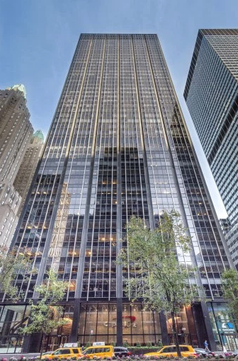 299 PARK AVENUE. PHOTO: BRETT BEYER