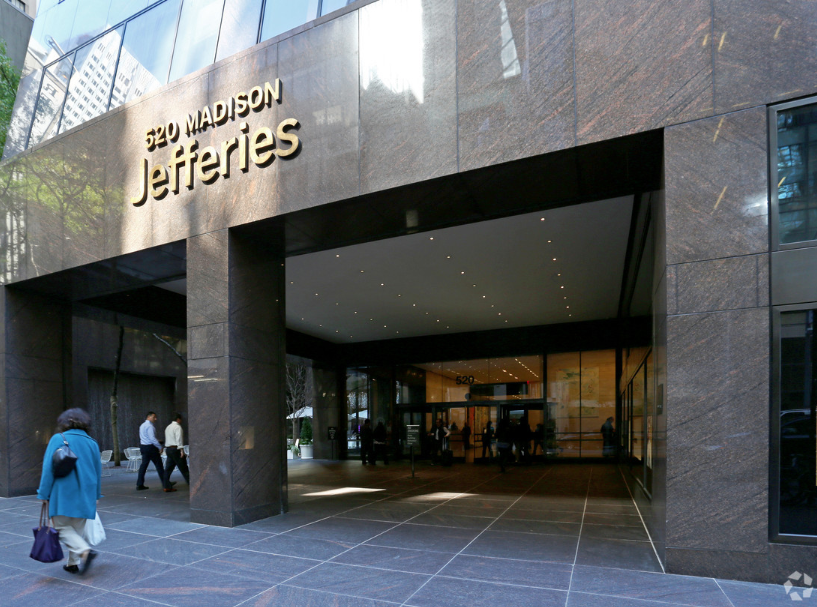 520 Madison Avenue - Jefferies Building