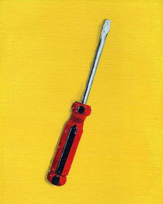 standard screwdriver (mundane series)
