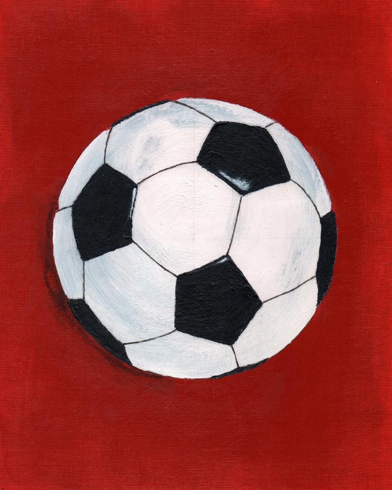 soccerball (mundane series)