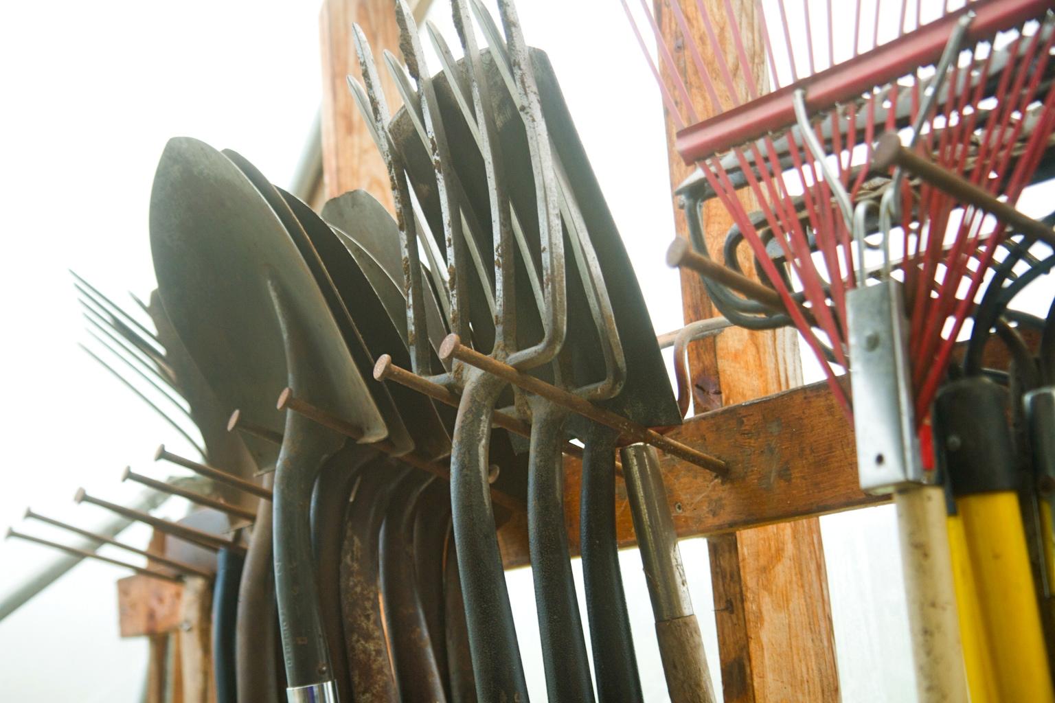 Tool Upkeep & Maintenance