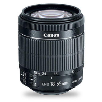 Canon EOS 80D 18-55mm kit lens -