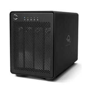 OWC ThunderBay 4 0GB 4-Bay HD Enclosure -