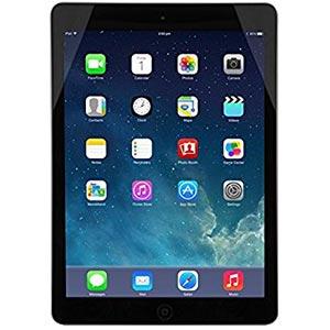 Refurbished Apple iPad Air A1474 16GB, Wi-Fi, Black -