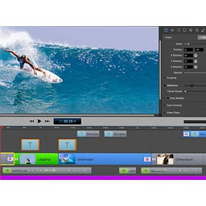 Screenflow 6.2: video editing software -