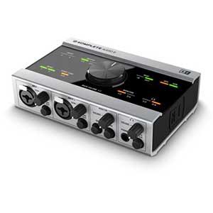 Native Instruments Komplete Audio 6: USB Audio Interface -