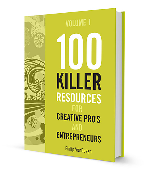 100 Killer Resources for Creative Pro's and Entrepreneurs -