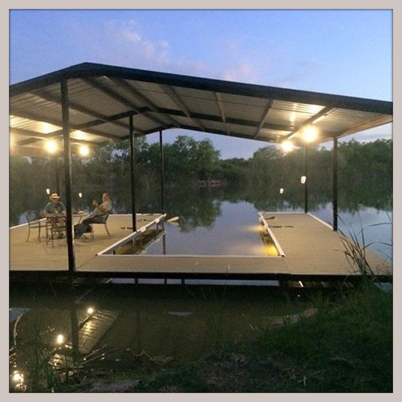 Customized Boat Dock