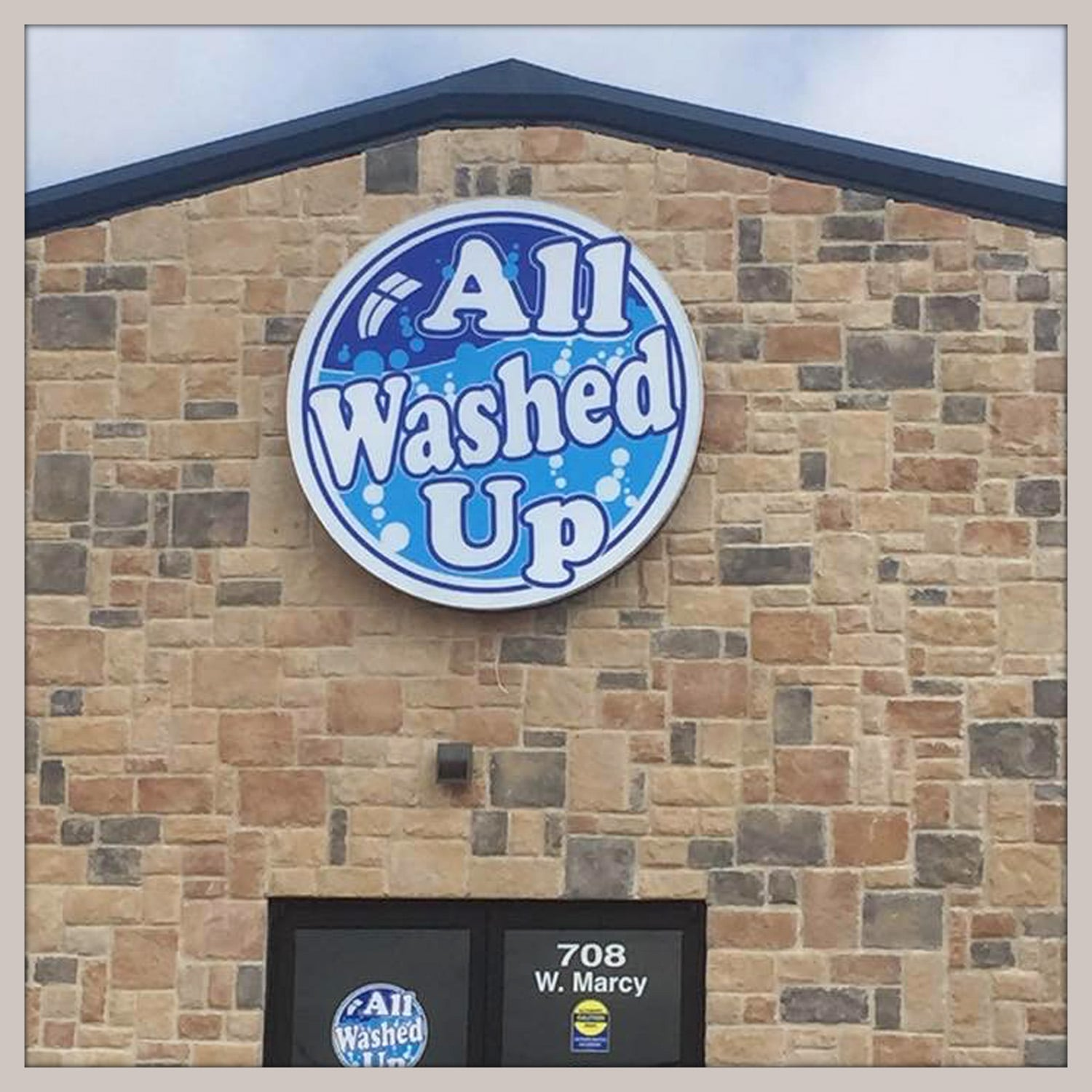 All Washed Up Laundromat