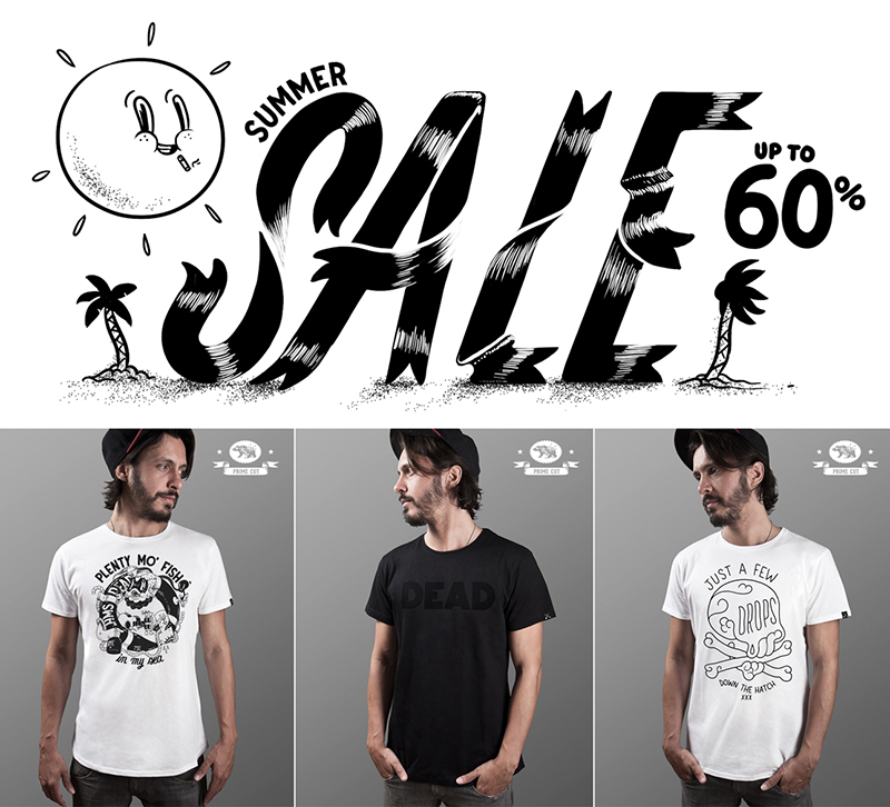 It's still summer and we're having a FIRE !…sale…    Grab some fresh gear here : http://deli.mcbess.com/europe_euro_sf/shop/men.html   woop woop !