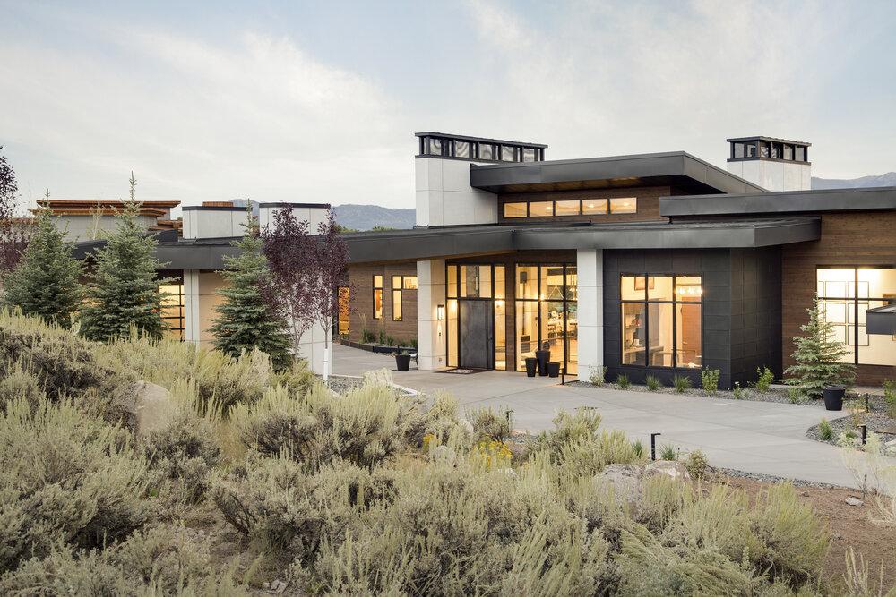 Ezra Lee Design Build Utah Modern Custom Home Builder