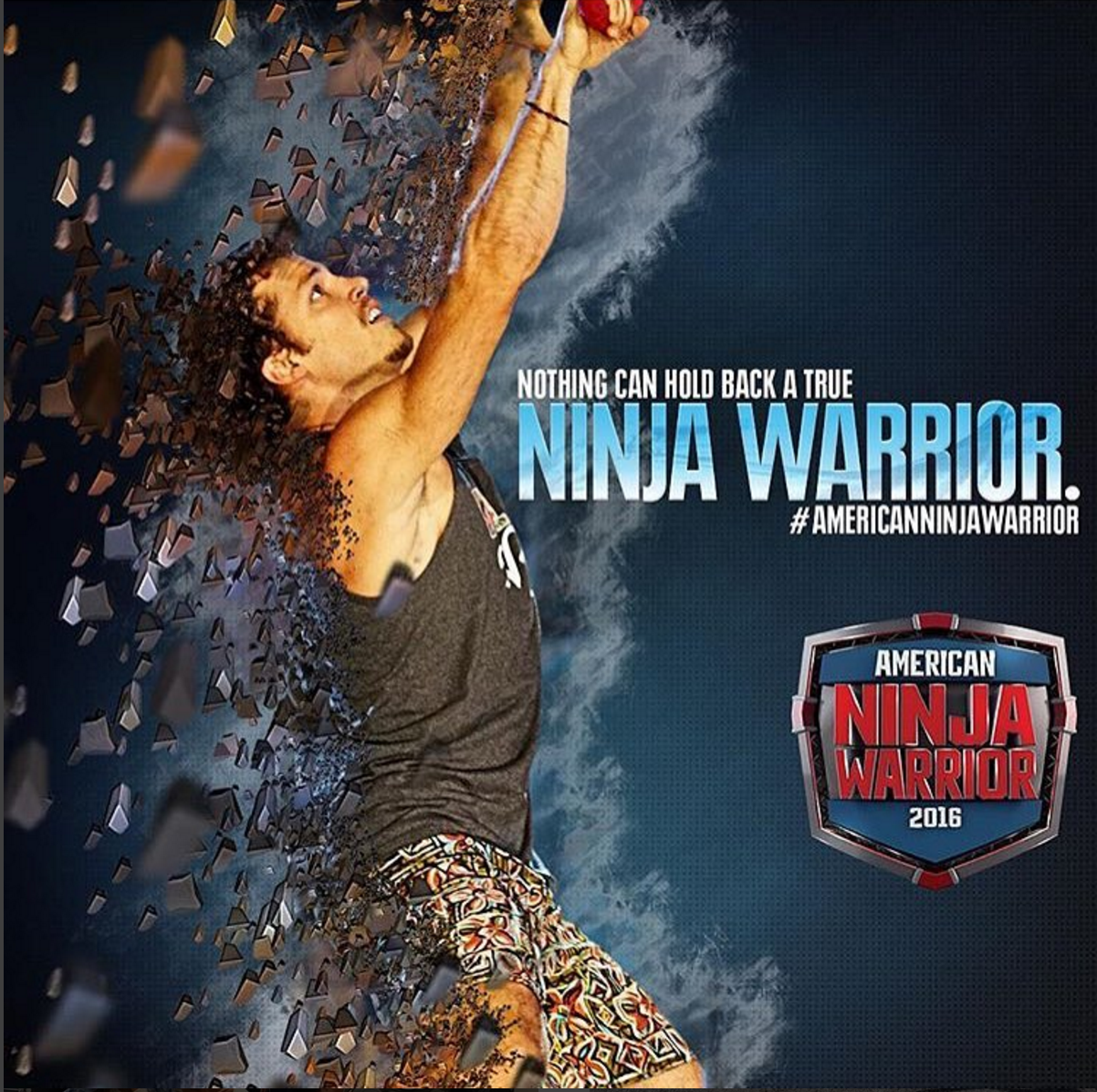 Grant McCartney  American Ninja Warrior