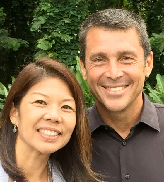 STEVE & DYNE PEICH  Steve—assistant pastor at First Presbyterian Church of Honolulu |  fpchawaii.org  | Dyne—counselor, life coach, founder of Streams of Hope Counseling in Hawaii