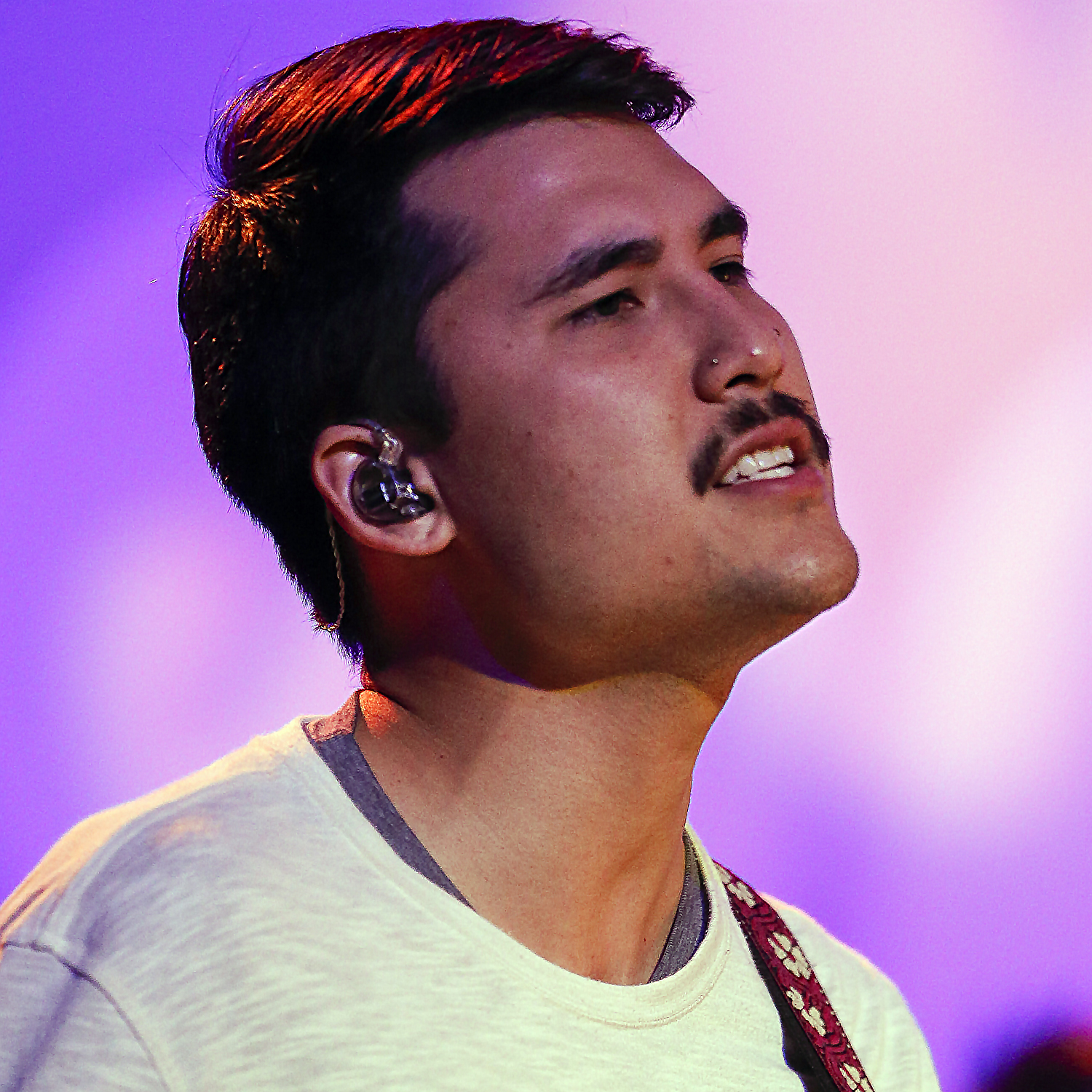 TOBY KIM, who played electric guitar in our HIM 2017 worship band, has superpowers. He's played back-up for pop boy-band  One Direction  as well as with Christian songwriter and worship leader   Phil Wickham.  And we got to worship with Toby LIVE for three days! #RealTime