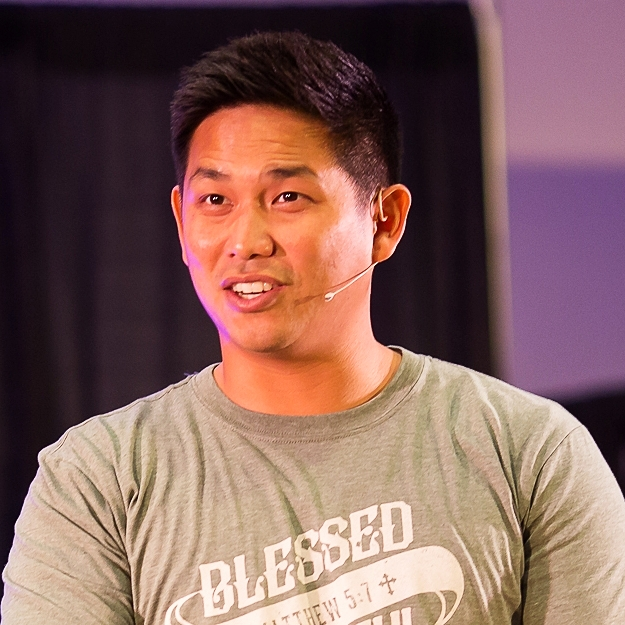 BRANDON AHU, our HIM 2017 co-emcee is blessed!!! He and his wife Kara welcomed  Alana Hope Kekahililani Von Yuk Ha Ahu  on March 26th - days after HIM 2017! Congratulations, Brandon and Kara!