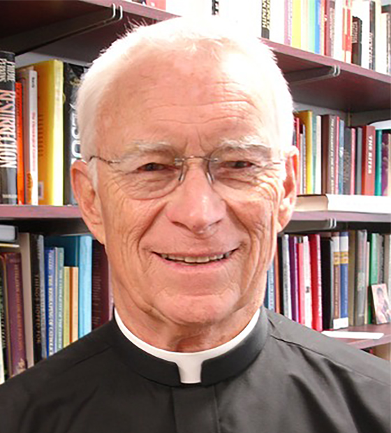 Tom Rausch, SJ, is Professor of Catholic Theology at Loyola Marymount University.   lmu.edu