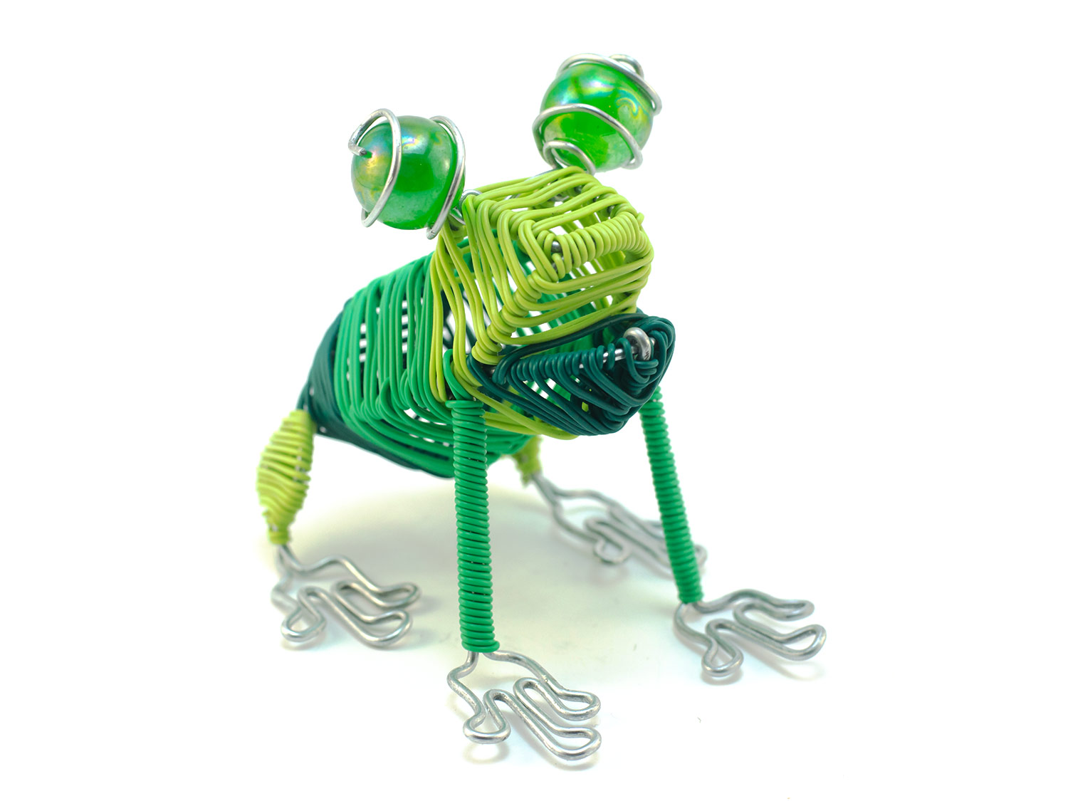 Scooby Wire Frog