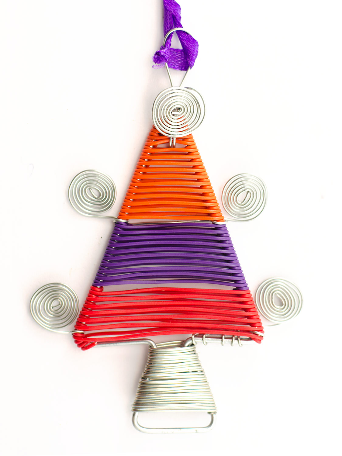 Scooby wire Christmas Tree