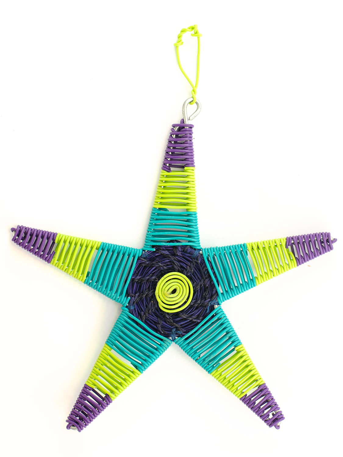 Grass centred Scooby Star