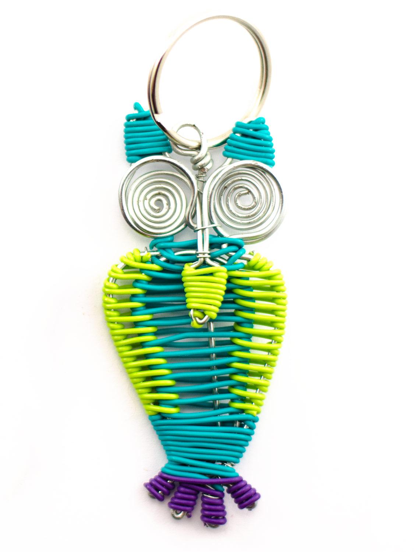 2D Scooby Owl Keyring