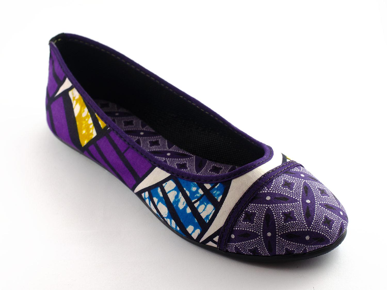 Shweshwe Shoes