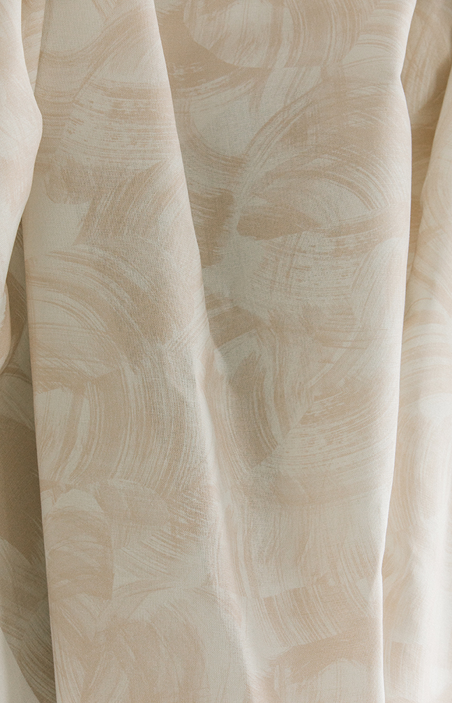 Clay and blush tones look exceptional against Painted Lady.  Cascade in Clay Pink  adds a soft touch.