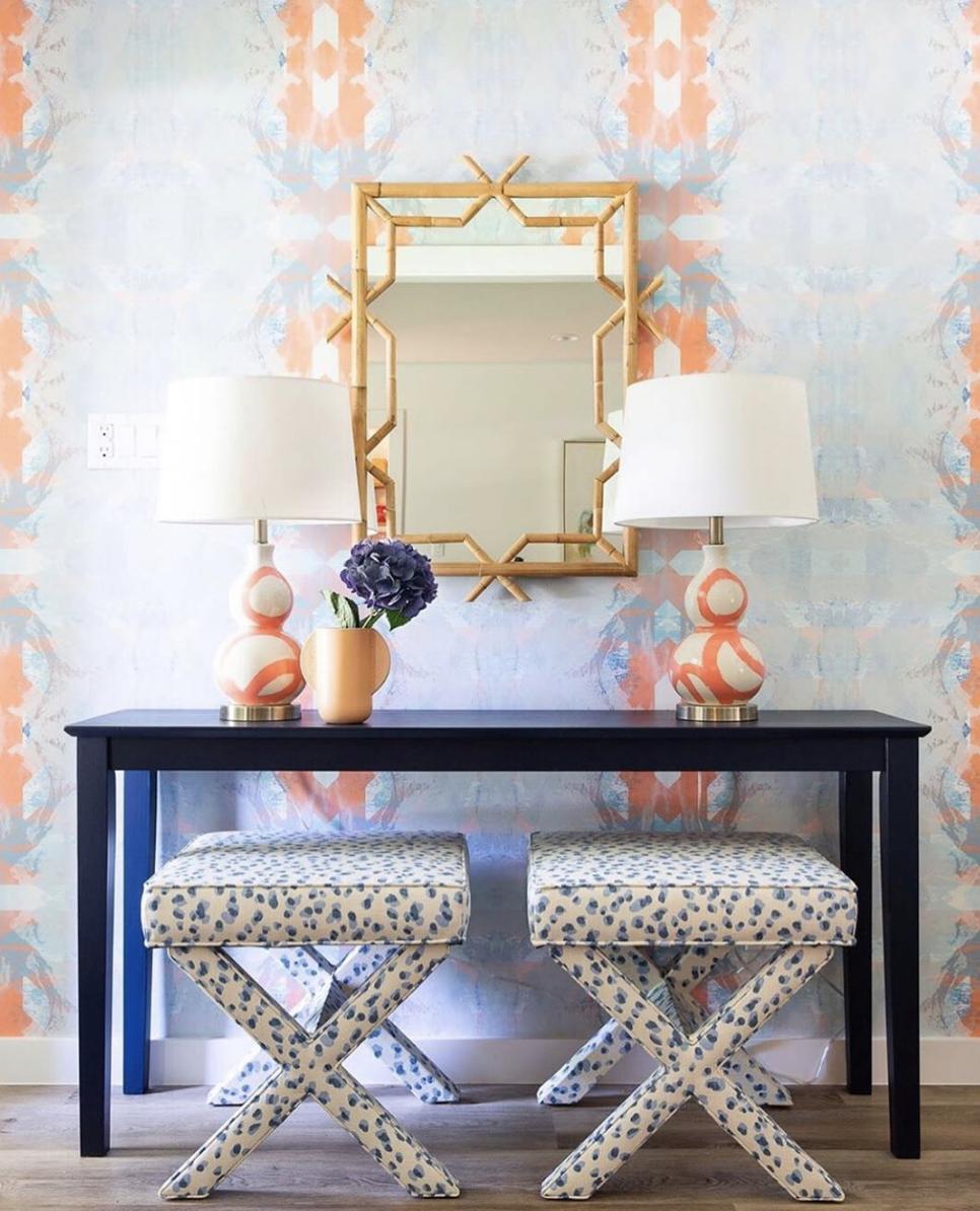 Interior design by  Maureen Stevens Design.