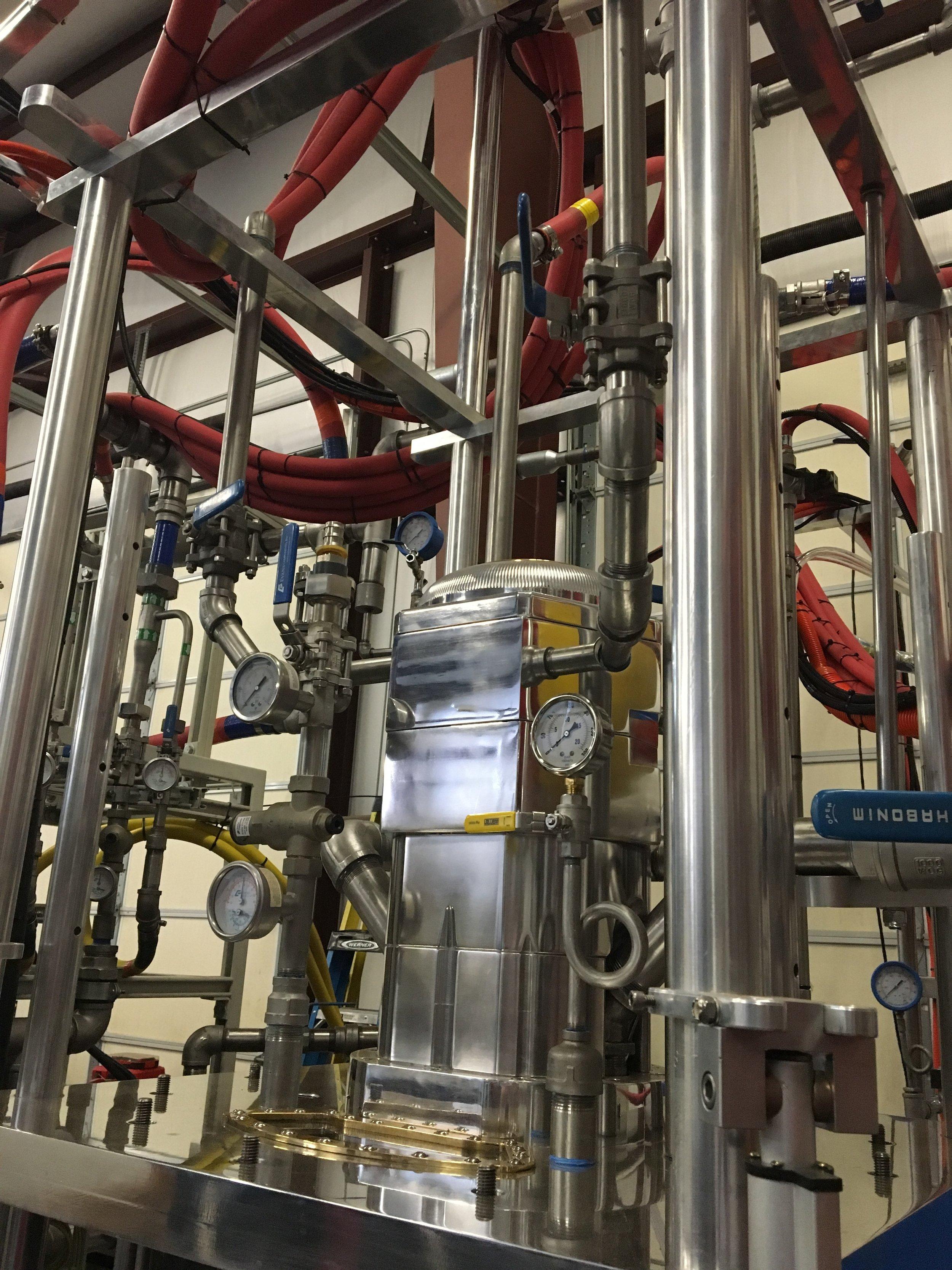 Q Hydrogen Generator -