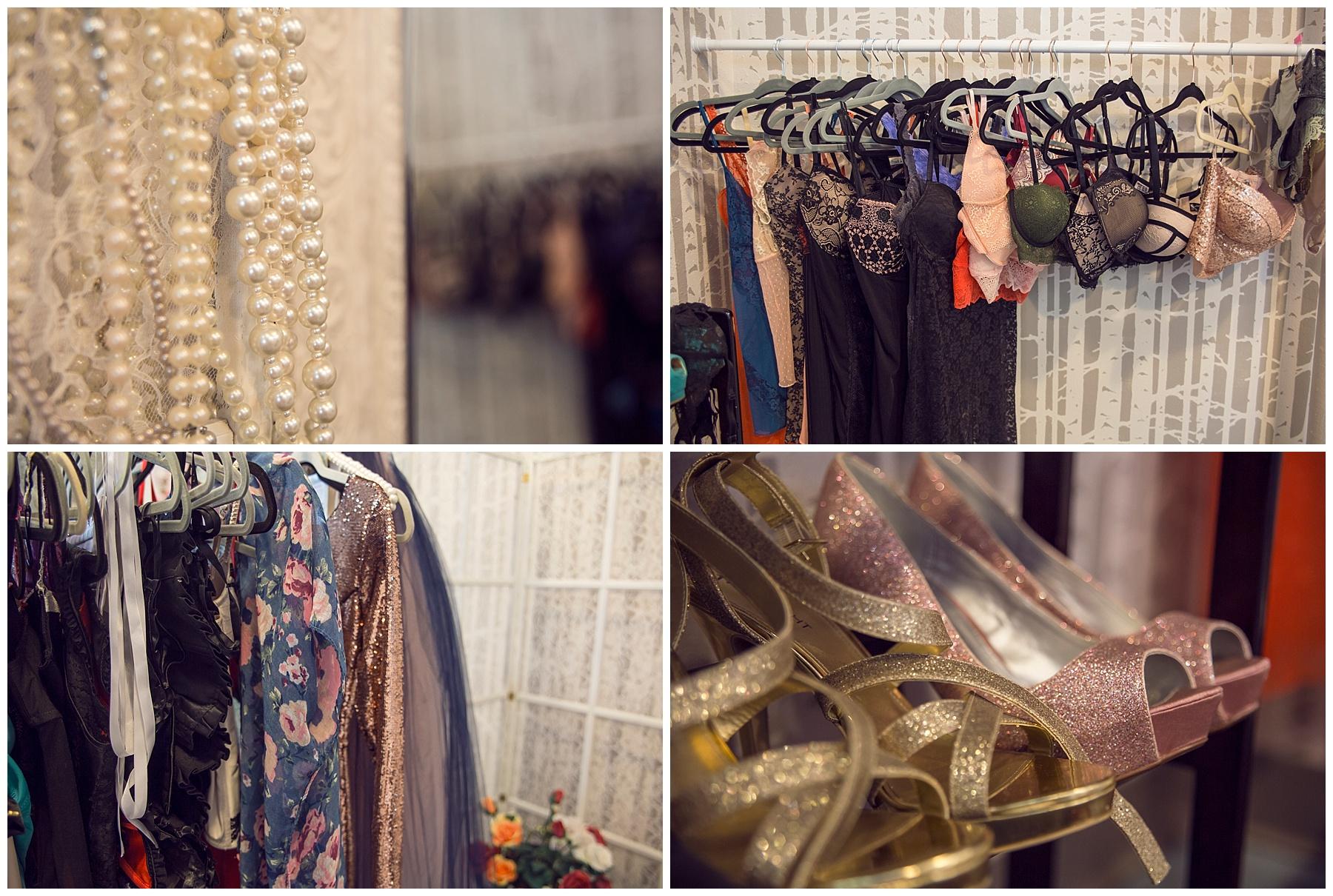 Tampa boudoir photography studio
