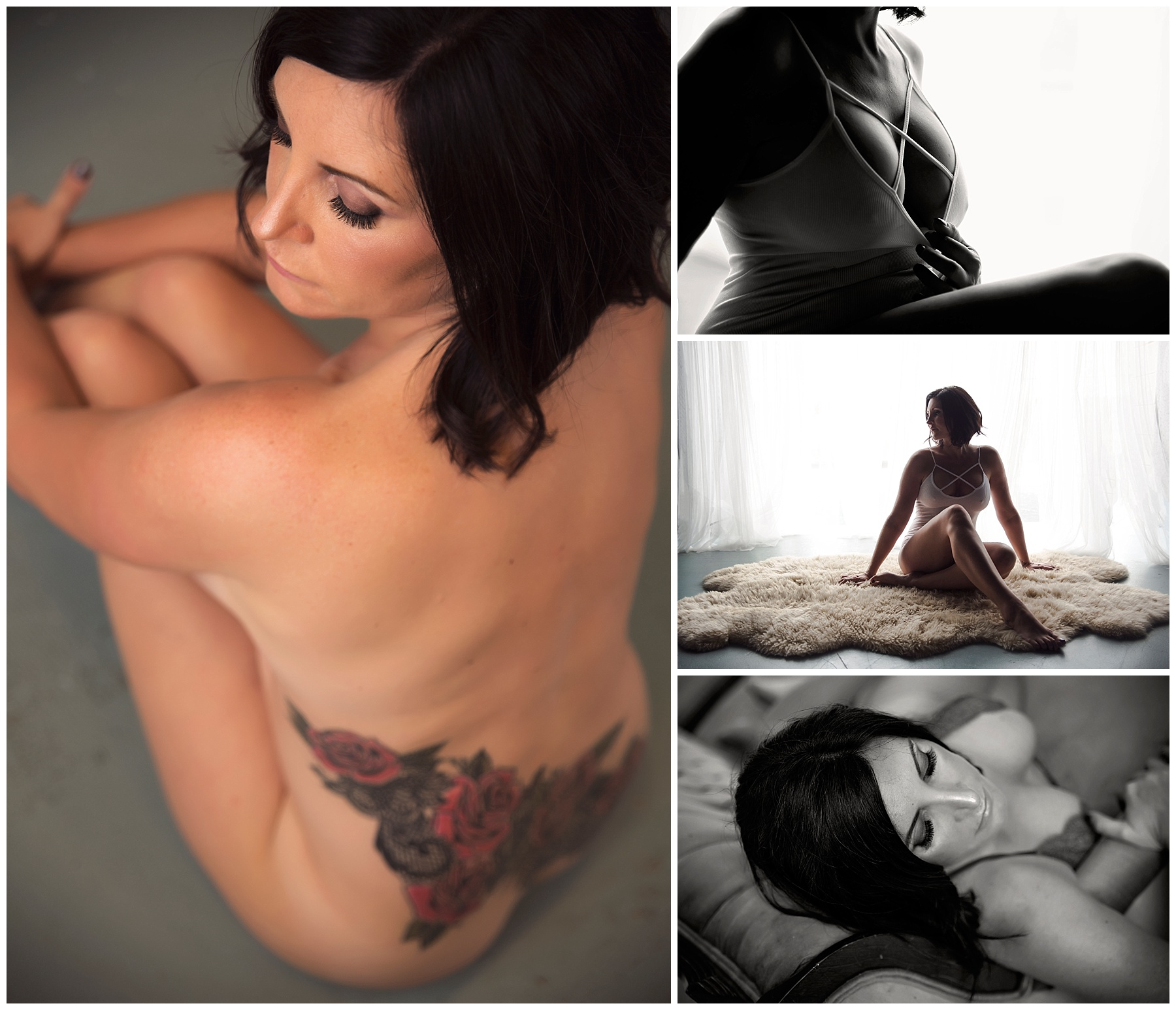 Tampa Bay boudoir photography studio