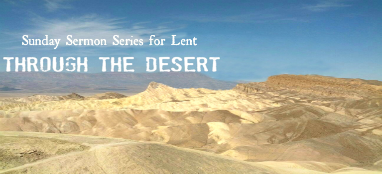 through_the_desert_sermons