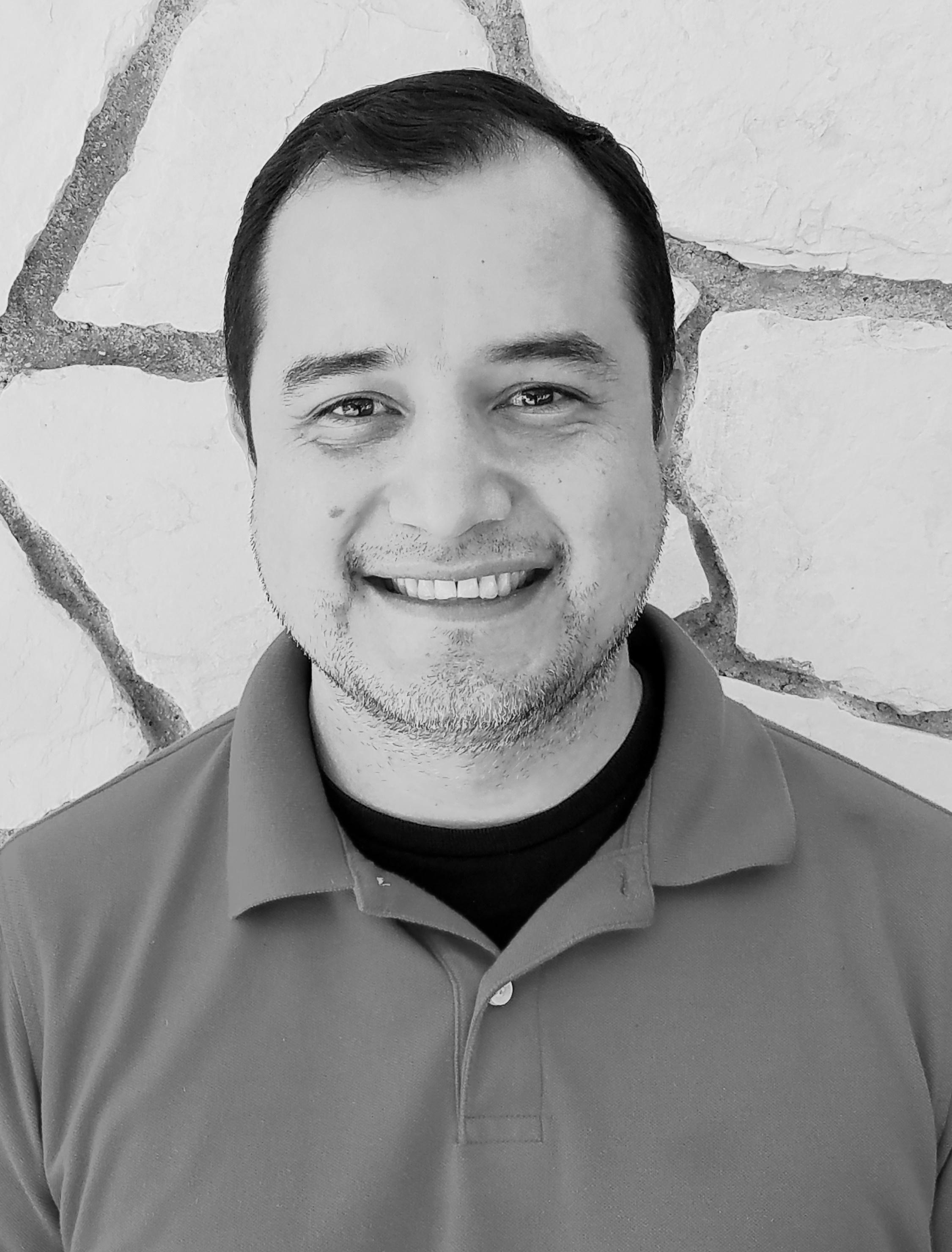 Daniel Jimenez - Facilities Custodian