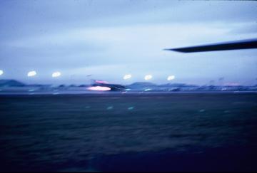 F-4 Phantom takeoff roll