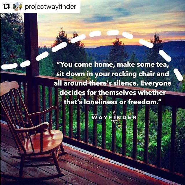"I could not love this @projectwayfinder quote more right now! . The majority of people who come to me for therapy want to find happiness in these small things but for whatever reason (societal norms, social media, comparison, nyc culture,etc) they've found that they ""should"" be doing ""better"" things than caring for themselves . We've become a culture addicted to busyness and to showing off all the amazing things we have going on, but none of the ""normal"" things . I used to think these quiet moments were lonely because I felt like I should be doing more, but now I define them as happiness . . . #mindfulliving #youdefineyourself #nycliving #slowdowntime #disconnecttoreconnect #shiftingperspective #itsallaboutperspective"