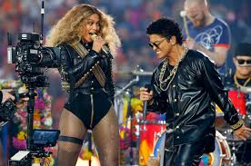 Beyonce and Bruno KILLED IT!