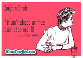 Some of y'll are snobs! LOL!