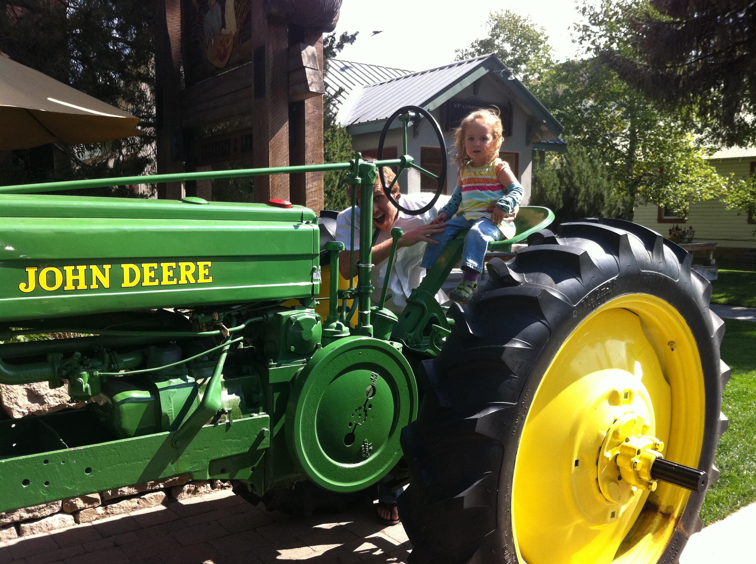 Future farm girl