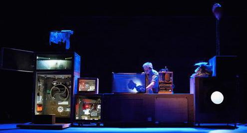 Octavio's Elektro - Theatre Company Tal en Thee