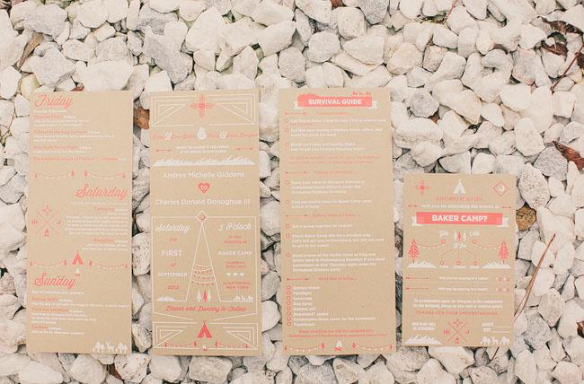 kw wedding invitations