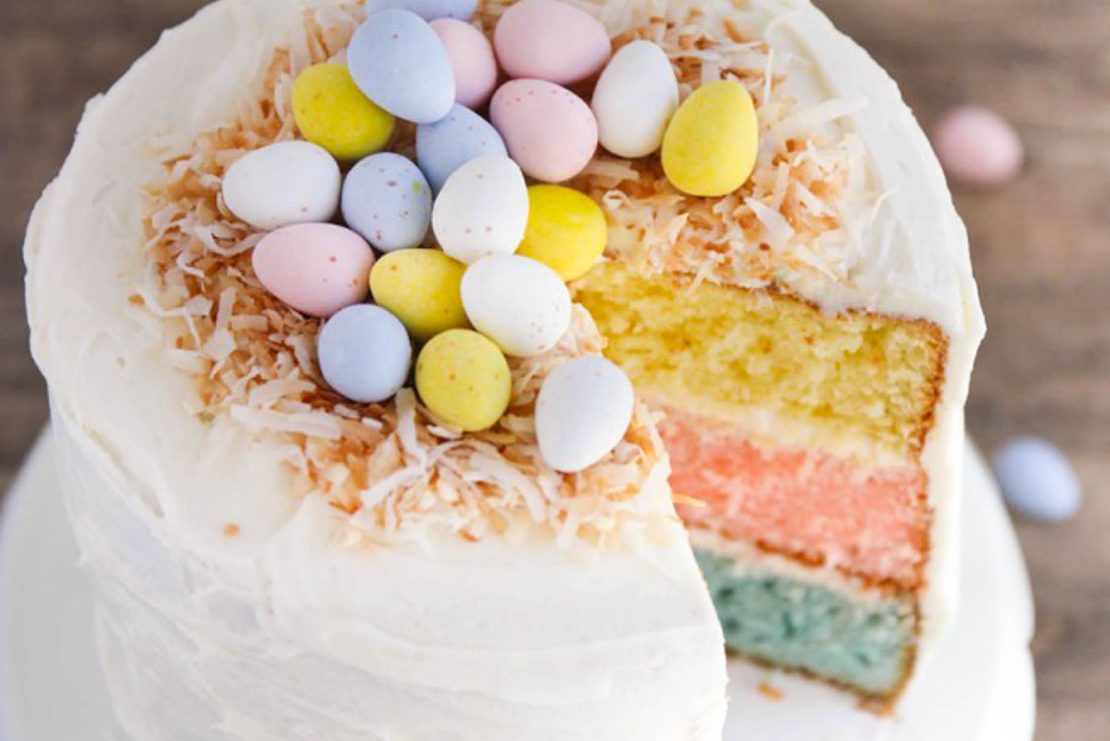 Easy Layered Cake