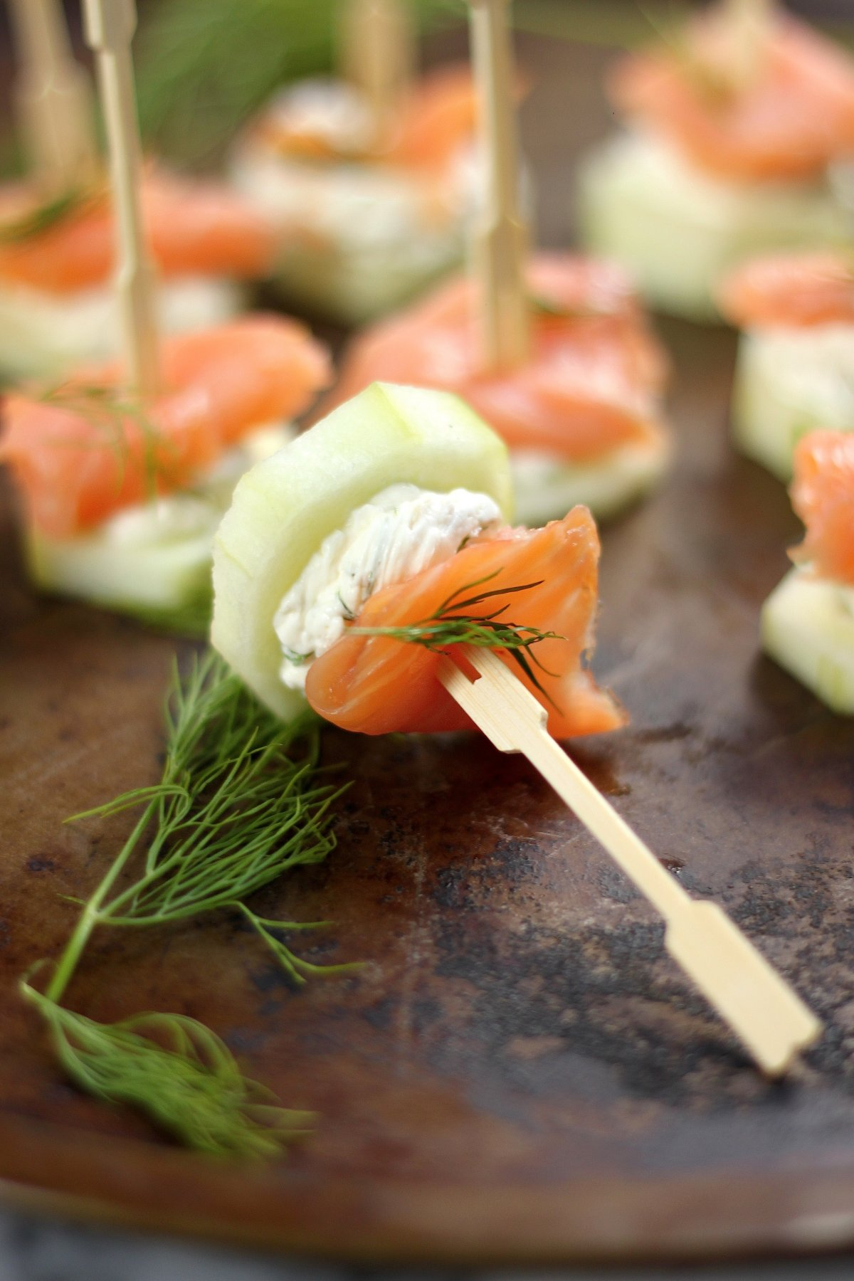 Salmon & Cream Cheese