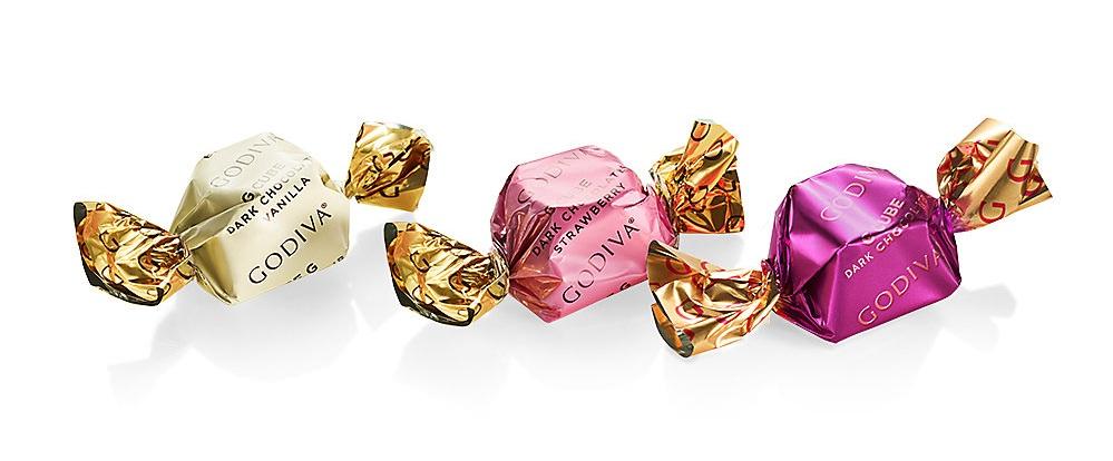 godiva+dark+chocolates