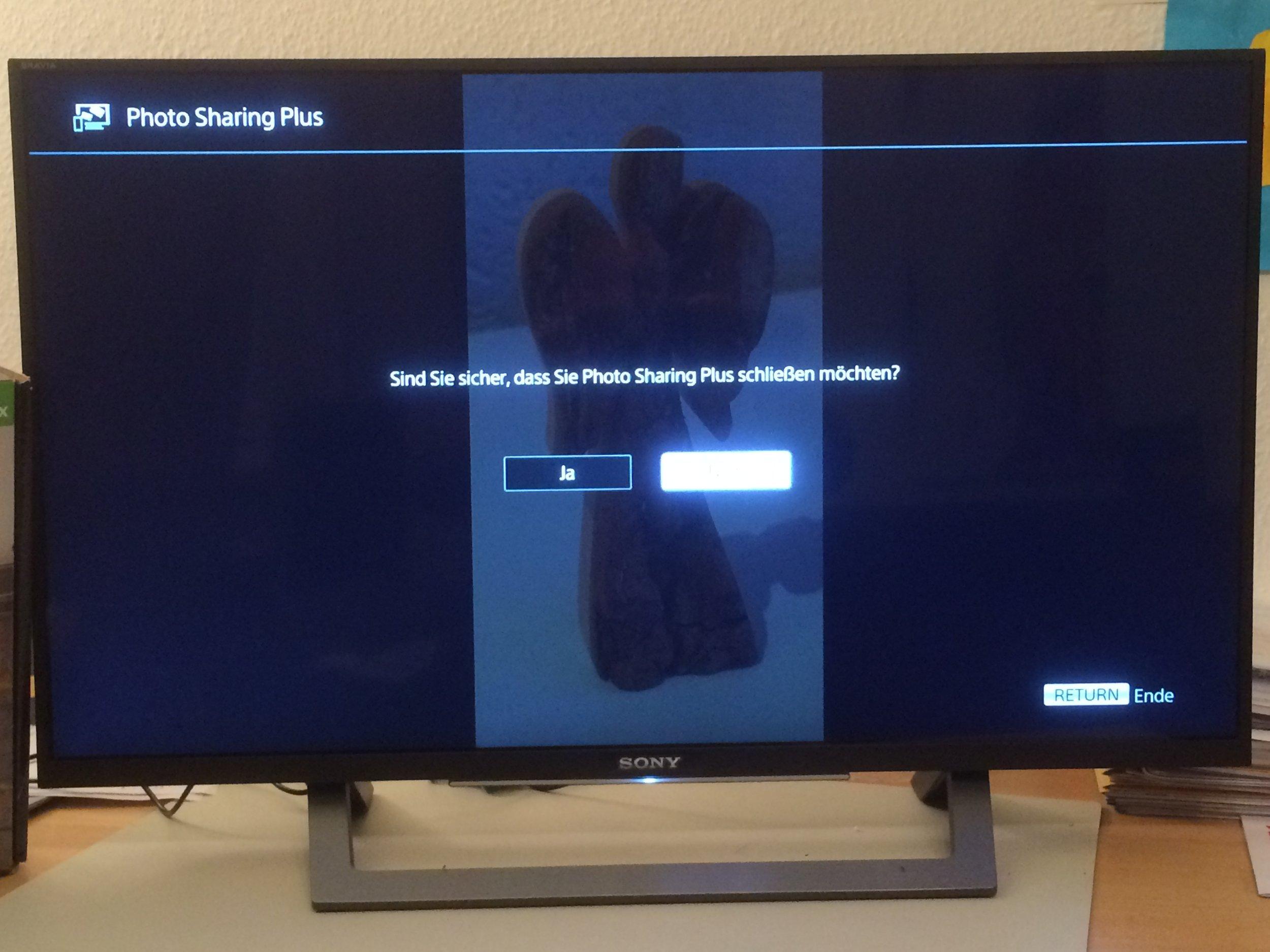 TV Konfiguration
