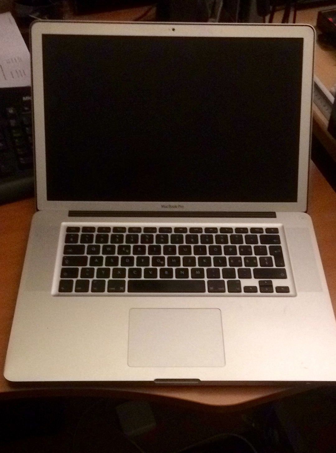 Mac Book Pro verkauft