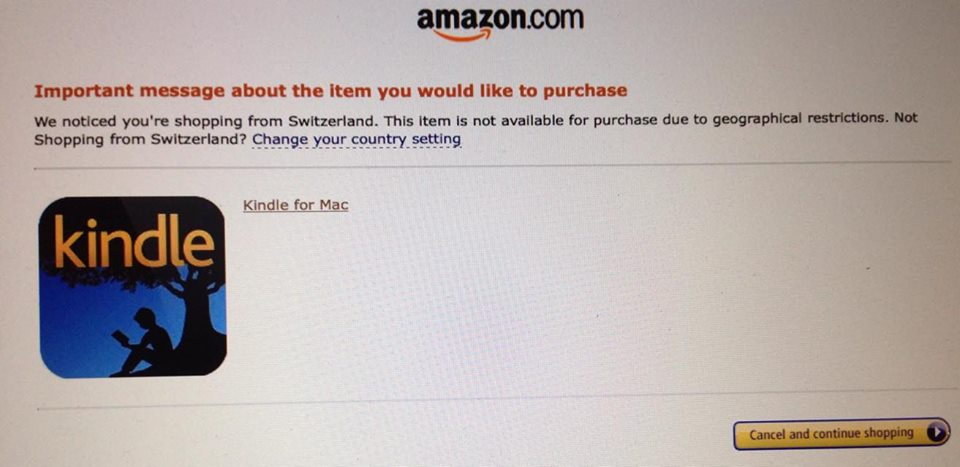 Amazon Region-Problem