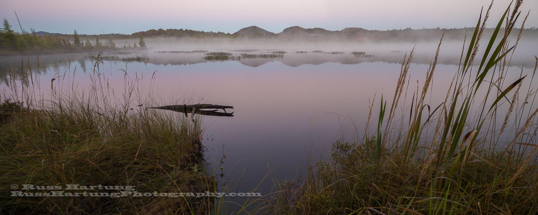 Dawn at Paul Smiths VIC.