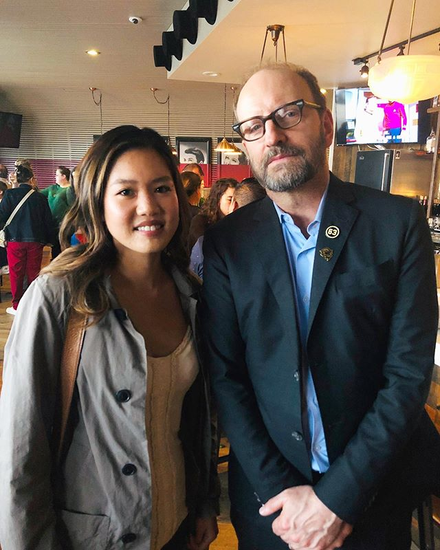 #tbt When we met up with a big influence of ours, Steven Soderbergh. Talked some shop and had some drinks. . . . . . #stevensoderbergh #sexliesandvideotape #film #filmmaker #criterioncollection #singani63 #meetandgreet #director #films #famous